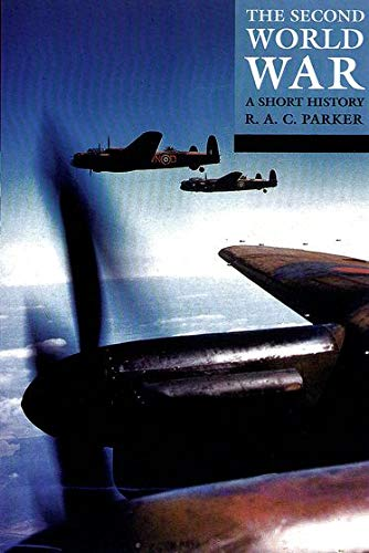 9780192802071: The Second World War: A Short History (Struggle for Survival)