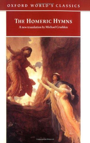 9780192802408: The Homeric Hymns (Oxford World's Classics)
