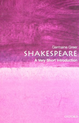 9780192802491: Shakespeare: A Very Short Introduction (Very Short Introductions)