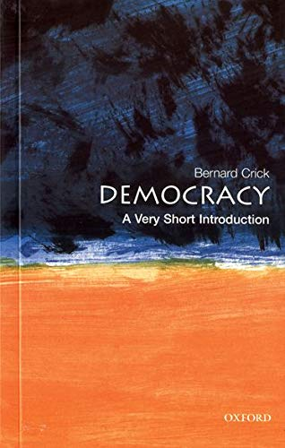 9780192802507: Democracy: A Very Short Introduction