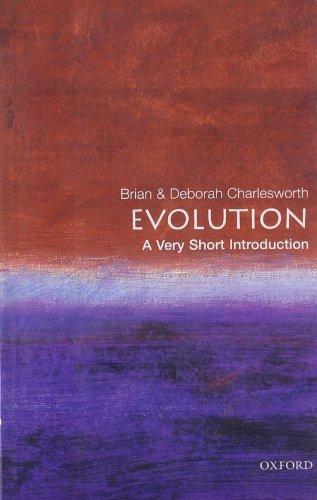 Evolution: A Very Short Introduction: Brian Charlesworth, Deborah