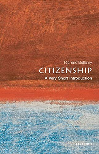 Citizenship. a very short introduction
