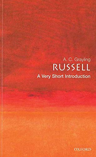 9780192802583: Russell: A Very Short Introduction