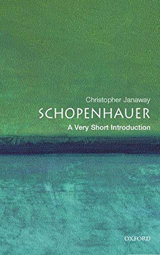 9780192802590: Schopenhauer: A Very Short Introduction (Very Short Introductions)