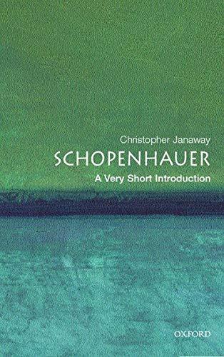 9780192802590: Schopenhauer: A Very Short Introduction
