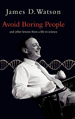 9780192802736: Avoid Boring People: Lessons from a Life in Science