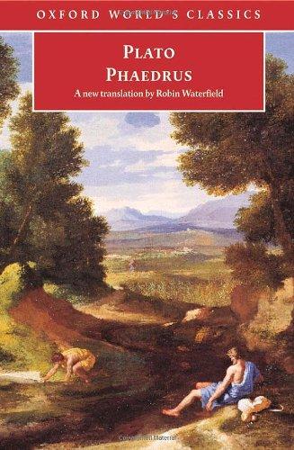 9780192802774: Phaedrus (Oxford World's Classics)