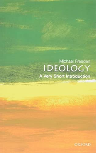 9780192802811: Ideology: A Very Short Introduction (Very Short Introductions)