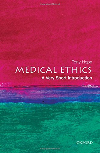 9780192802828: Medical Ethics: A Very Short Introduction