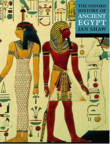 9780192802934: The Oxford History of Ancient Egypt (Oxford Illustrated History)