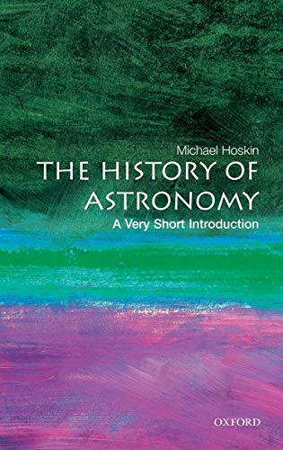 The History of Astronomy: A Very Short Introduction (Very Short Introductions)