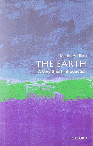 9780192803078: The Earth: A Very Short Introduction
