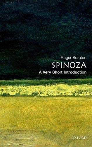 9780192803160: Spinoza: A Very Short Introduction