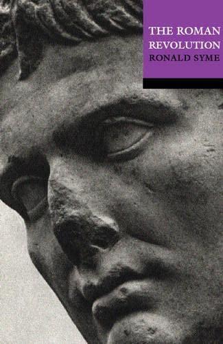 9780192803207: The Roman Revolution
