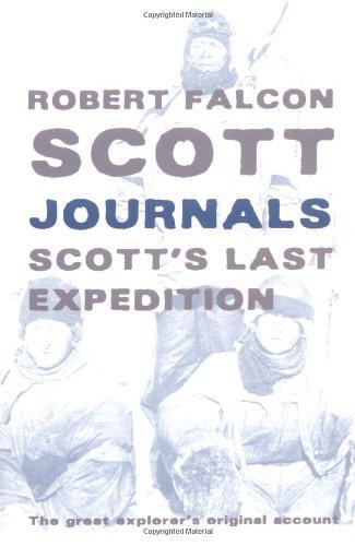 9780192803337: Journals: Captain Scott's Last Expedition