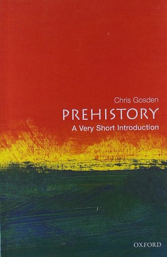 9780192803436: Prehistory: A Very Short Introduction (Very Short Introductions)