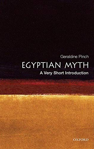 9780192803467: Egyptian Myth: A Very Short Introduction