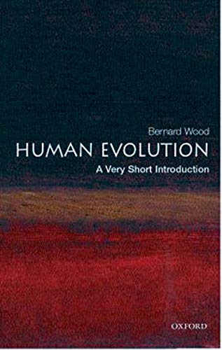 9780192803603: Human Evolution: A Very Short Introduction