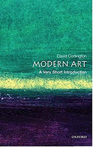 9780192803641: Modern Art: A Very Short Introduction