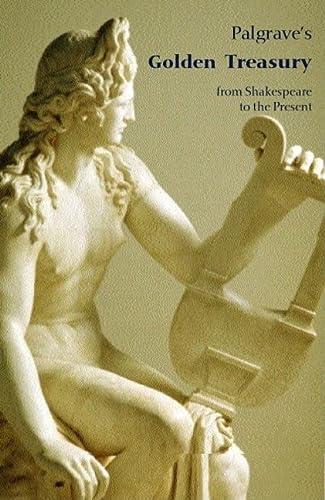 9780192803696: Palgrave's Golden Treasury