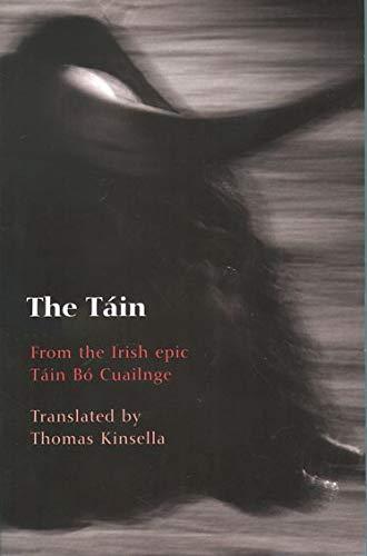 9780192803733: The Táin: From the Irish epic Táin Bó Cuailnge