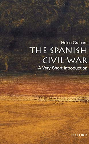 9780192803771: The Spanish Civil War: A Very Short Introduction (Very Short Introductions)