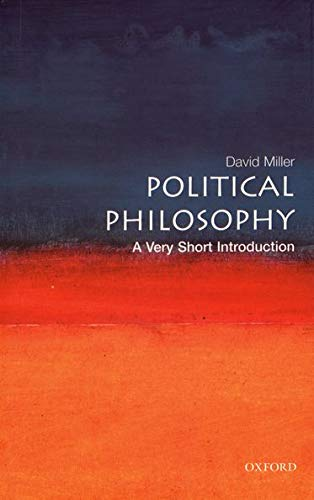 9780192803955: Political Philosophy: A Very Short Introduction