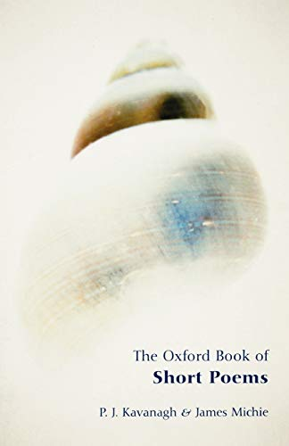 9780192804105: The Oxford Book of Short Poems