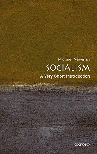 SOCIALISM A VERY SHORT INTRO. PB