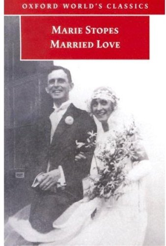 9780192804327: Married Love (Oxford World's Classics)