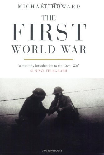 9780192804457: The First World War