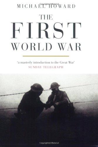 9780192804457: The First World War