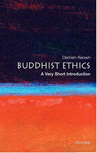 9780192804570: Buddhist Ethics: A Very Short Introduction