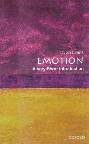 9780192804617: Emotion: A Very Short Introduction