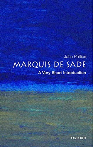 9780192804693: The Marquis de Sade: A Very Short Introduction (Very Short Introductions)