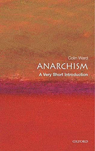9780192804778: Anarchism: A Very Short Introduction (Very Short Introductions)