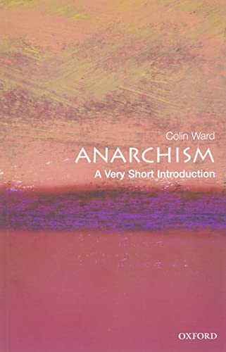 9780192804778: Anarchism: A Very Short Introduction