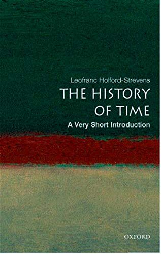 9780192804990: The History of Time: A Very Short Introduction (Very Short Introductions)