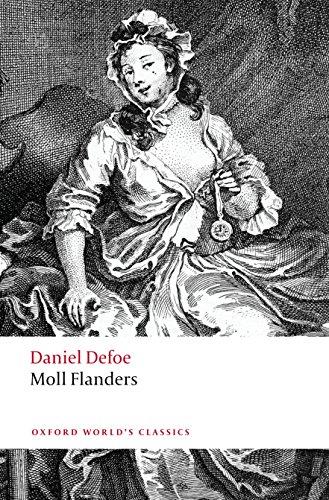 9780192805355: Moll Flanders