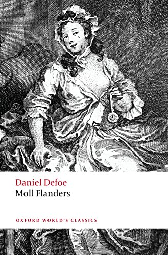 9780192805355: Moll Flanders n/e (Oxford World's Classics)