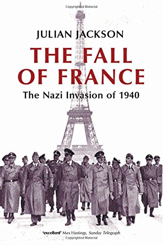 9780192805508: The Fall of France: The Nazi Invasion of 1940 (Making of the Modern World)