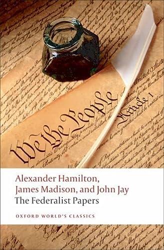 The Federalist Papers (Paperback): Alexander Hamilton, James