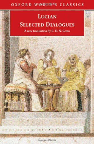 9780192805935: Lucian: Selected Dialogues (Oxford World's Classics)