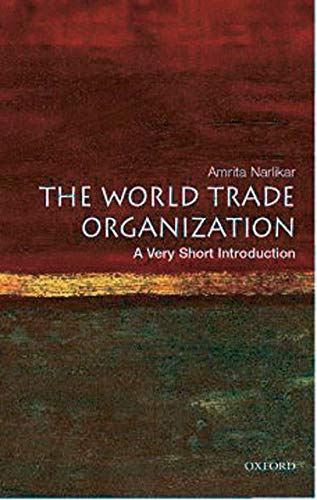 9780192806086: The World Trade Organization: A Very Short Introduction (Very Short Introductions)