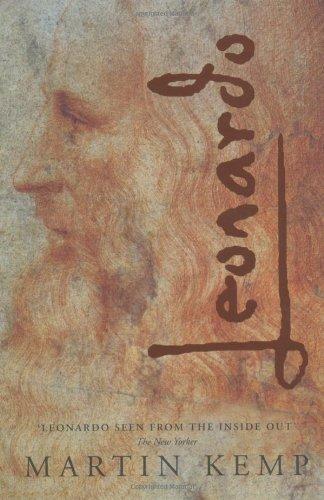 Leonardo (0192806440) by Martin Kemp