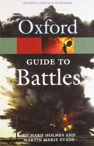 9780192806543: A Guide to Battles: Decisive Conflicts in History (Oxford Quick Reference)