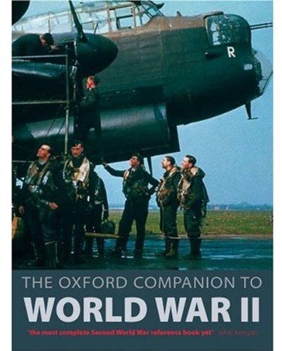 9780192806666: Oxford Companion to World War II