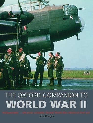 9780192806703: Oxford Companion to World War II