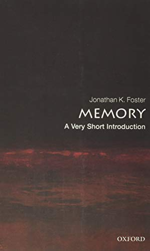 9780192806758: Memory: A Very Short Introduction