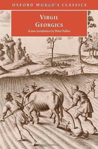 9780192806796: Georgics (Oxford World's Classics)